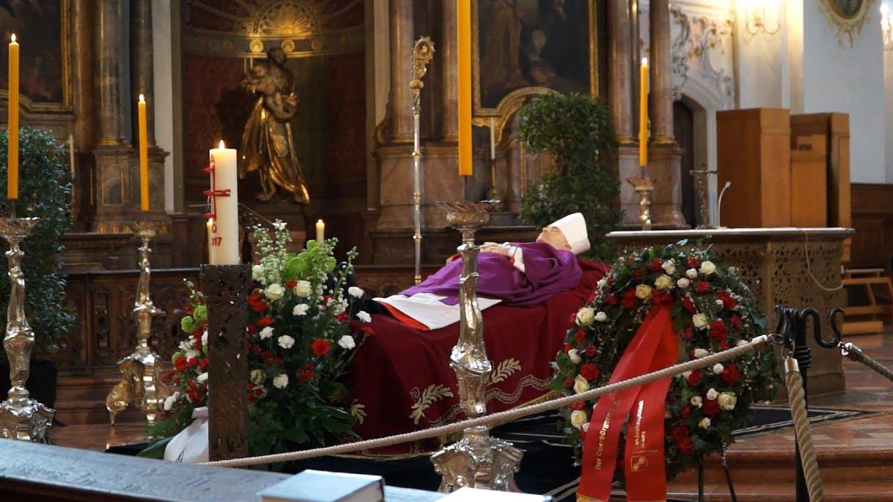 Abschied von Karl Kardinal Lehmann