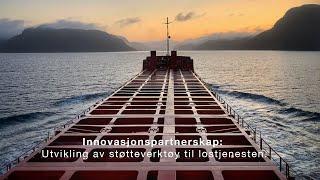 Innovasjonspartnerskap: Utvikling av støtteverktøy til lostjenesten