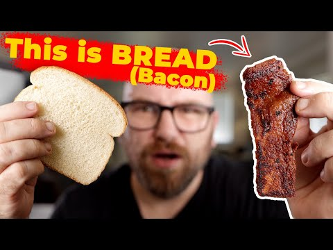 Can Your Turn Bread Into Bacon?