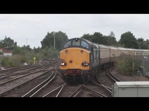 DRS 37059 & 37069 with 'The Buffer Puffer 14 and 15' 28th & …