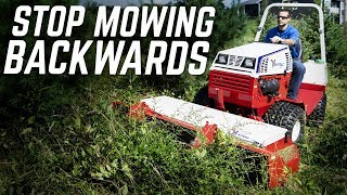 Straight Forward - The Best Field And Brush Mower