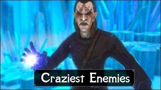 Skyrim: Top 5 Craziest Enemies You May Have Missed in The Elder Scrolls 5: Skyrim