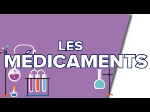 Les Médicaments - Chimie - Seconde Mp3