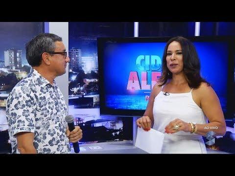 Ocampo e Sandra Santos conversam sobre o carnaval de Porto Velho - Gente de Opinião