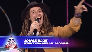 Gambar cover Jonas Blue - 'Perfect Strangers' FT. J.P Cooper - (Live At Capital's Jingle Bell Ball 2017)