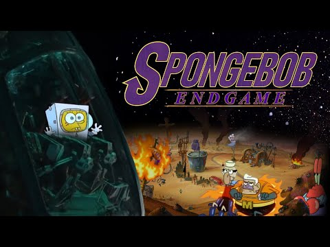 Download SpongeBob: Endgame Trailer Mp4 HD Video and MP3