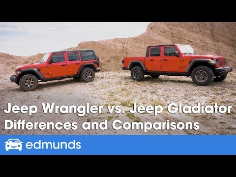 External Review Video qtOTMVWKfz4 for Jeep Wrangler (2-door) & Wrangler Unlimited (4-door) SUV (4th gen, JL)