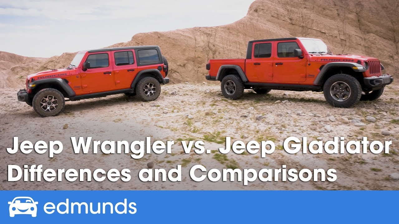 Should The 2018 Jeep Wrangler Be Your Next Car Edmunds