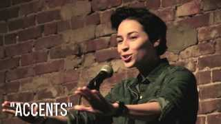 accents - denice frohman