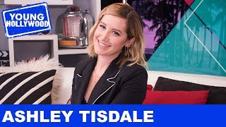 Ashley Tisdale Gets Personal About Her New Album Symptoms!