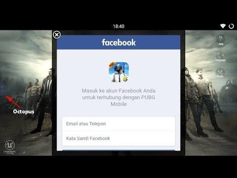 Tencent gaming buddy  Login Pubg mobile in Facebook 2019 | Tencent gaming buddy  Facebook login