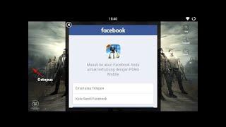 facebook login problem in pubg mobile pc - मुफ्त ऑनलाइन