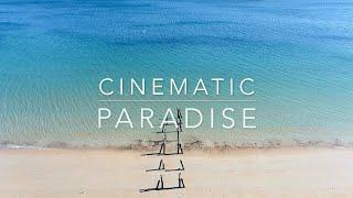 DJI Phantom 4 Pro V2.0 | Cinematic Paradise | 4K
