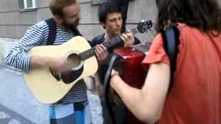 Video Loučení se s pražským buskingem :)