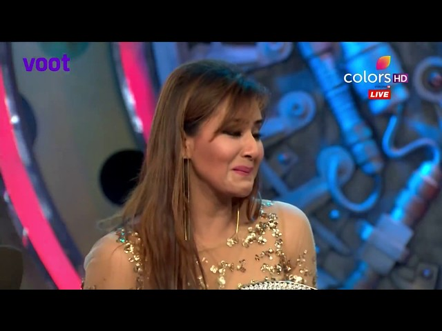 Bigg Boss Season 11 – Grand Finale – 14th January 2018 |  Shilpa Shinde | BB11 Trophy