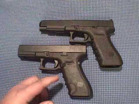 grip size of gen 3 vs. gen 4 glock 19? | Yahoo Answers