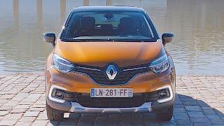 Renault Captur 2017 – Interior Exterior [YOUCAR]