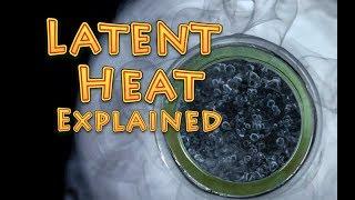 latent heat explained