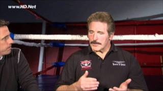 Where Are They Now? - Dan Severn