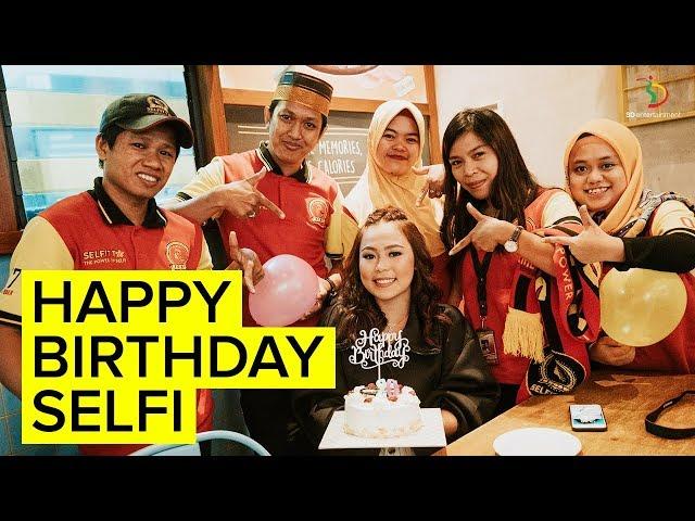 Kejutan Ulang Tahun Selfi Part.1 | #DangdutKepo