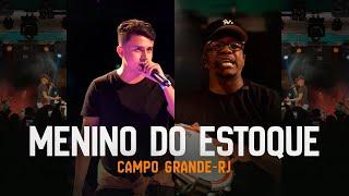 Mumuzinho Chama Menino Do Estoque (Sousa) Pro Palco Em Campo Grande (Rj)