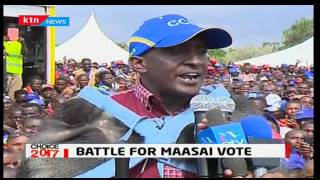 Choice 2017: Battle for Maasai vote 27/2/2017