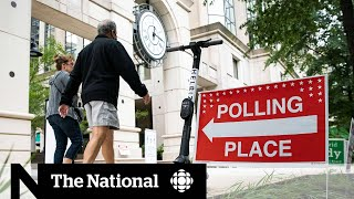 Early voting for U.S. presidential election begins in Minnesota