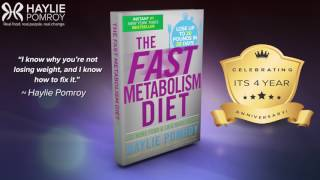 Fast Metabolism Diet 4 Year Book Anniversary!