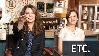 Entrevista Com O Elenco De Gilmore Girls! :)