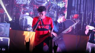The prosthtic burial live at abominatio - deathcore