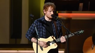 Is Ed Sheeran QUITTING Music Once His Tour Ends?