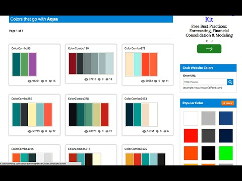 How to choose Color for your Website - Best Tools