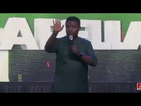 Comedian Acapella will keep you laughing in seconds