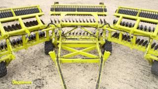 Pro-Till high performance tillage cultivator - Transport