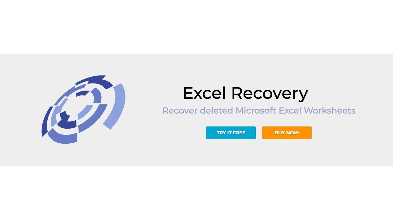 Recovery of Lost, Unsaved, Temporary or Overwritten Excel Files in