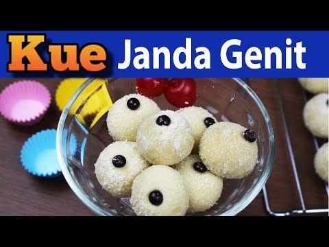 Video Resep: Kue lebaran terbaru 2017 - Kue janda genit ala Monde butter cookies