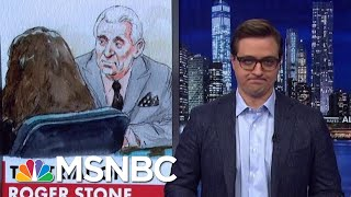 Trial Of Long-Time President Donald Trump Confidante Roger Stone Starts   All In   MSNBC