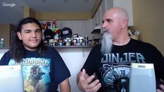 Sabaton - The Great War (Track-By-Track Review STREAM)