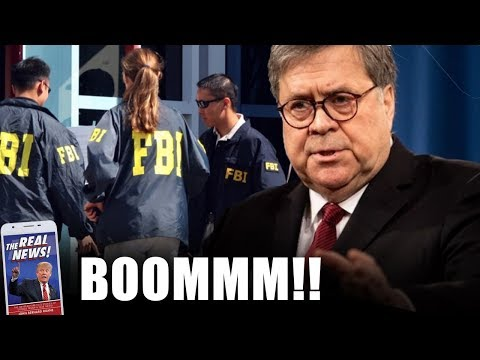 Breaking!! Media Just Did This One Massive Thing To Knock Barr's Probe of FBI – Great Video!