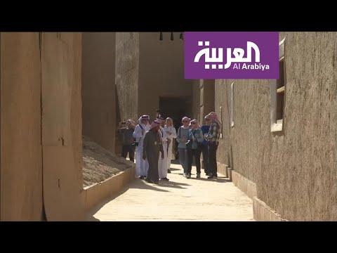 العرب اليوم - شاهد: السعودية وجهة السياحة الشتوية الجديدة مع بداية الموسم