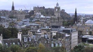 3 day sightseeing trip to Edinburgh