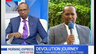 Morning Express - 23rd April 2017 - [Part 2- Kenya's Devolution Journey