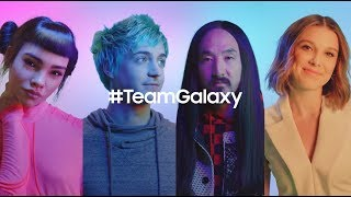 #TeamGalaxy | Steve Aoki