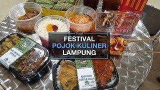 Mampir Wisata Kuliner di Pojok Kuliner Mall Bumi Kedaton Lampung, Banyak Jajanan Kekinian