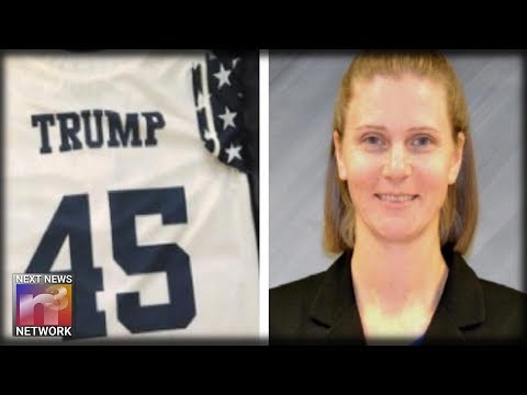 BOOM! JUSTICE SERVED After Principal Forces Student to Remove Trump Jersey at Football Game