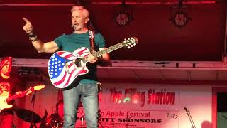 "Aaron Tippin ""Where the Stars and Stripes and the Eagle Fly"""