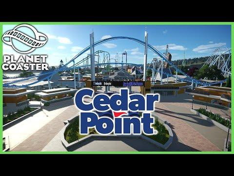 CEDAR POINT!: Re-Creation! Park Spotlight 175 #Planet Coaster