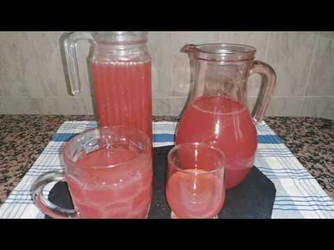 Kompot (zumo de ciruelas)