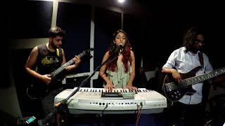 ''IF I WAS YOUR WOMAN'' Alicia Keys (cover by Kruttika)