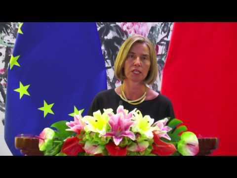 HR/VP Statement following the 7th EU/China Strategic Dialogue